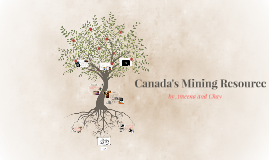 Canada's Mining Resource