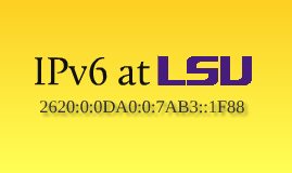 Tech Talk LSU
