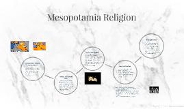 Mesopotamia Religion