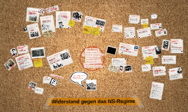 Copy of Widerstand gegen das NS-Regime