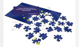 Europa como reto: fragilidad y destino. La supranacionalidad