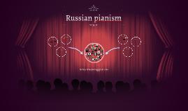 Russian pianism