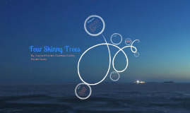 an analysis of the four skinny trees Free summary and analysis of chapter 29 in sandra cisneros's the house on mango street that won't make you snore  four skinny trees.