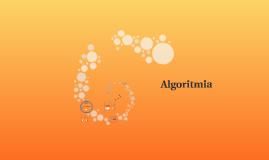 Trabajo de Algoritmia