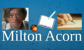 Milton Acorn