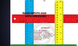 Algarismos Significativos, notação cientifica e ordem de gra