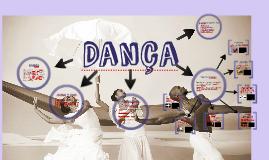 Copy of A dança - caracteristicas e vários tipos de dança