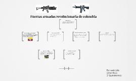 Fuerzas armadas revolucionaria de colombia