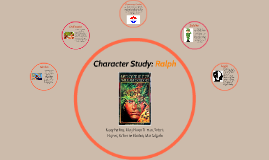 Character Study: R