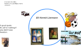 Eli Kermit Liermann