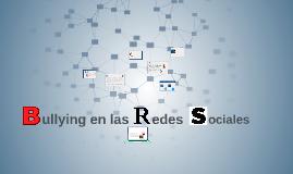 BULLING EN LAS REDES SOCIALES