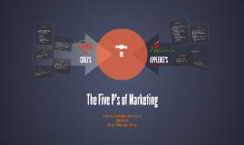 Five P's of Marketing