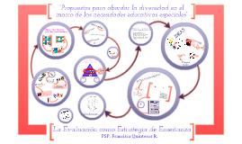 La evaluación como estrategia de enseñanza