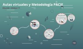 Aulas virtuales y metodologia PACIE