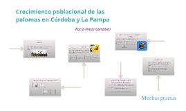 Biología de la paloma Zenaida auriculata