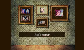 Ruth speer