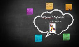 Asperger's Disorder