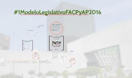 Modelo Legislativo 2016