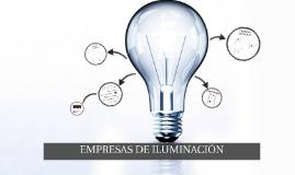 Empresas de iluminación