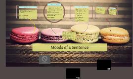 ELA 8 Moods of a Sentence