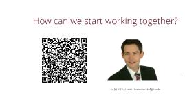 Florian's interactive Prezi resume (prezume)