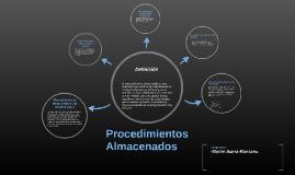 Copy of Procedimientos Almacenados
