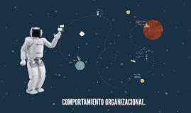 COMPORTAMIENTO ORGANIZACIONAL.