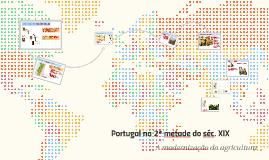 Portugal na 2ª metade do Séc. XIX - 1