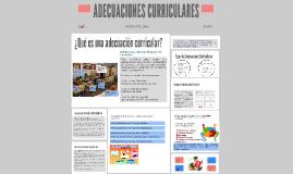 """Copia de GRUPO A """"ADECUACIONES CURRICULARES"""""""