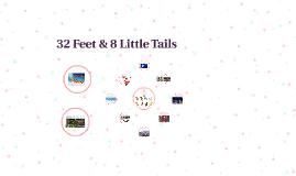 32 Feet & 8 Little Tails