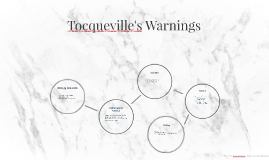 Tocqueville's Warnings
