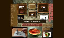 Year 9 Surrealism