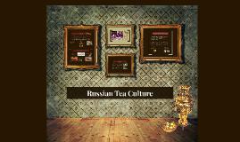 Russian Tea Culture