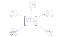 Sistemas de planejamento