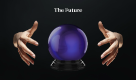 The Future will going to Present Continuous