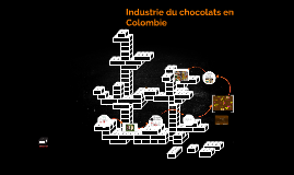 industrie  de chocolat