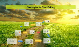 Strategies for Studying and Test-Taking