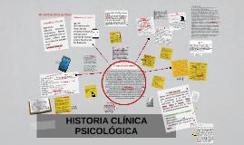 Copy of HISTORIA CLÍNICA PSICOLÓGICA