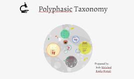 Polyphasic Taxonomy
