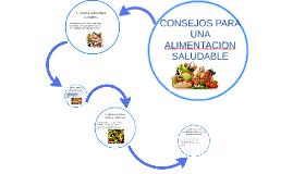 Consejos para una alimentacion Saludable