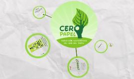 Copy of Cero Papel
