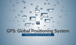 SNC 2D Exemplar of The Global Positioning System