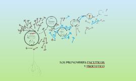 Copy of LOS PRONOMBRES ENCLITICOS Y PROCLITICO