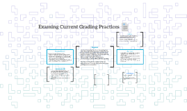 Examing Current Grading Practices