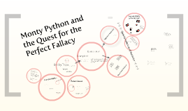 Copy of Monty Python and the Quest for the Perfect Fallacy