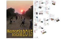 Memoria Social 2015