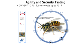 Agility in Security Testing + Intro to AppSec