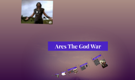 Ares The God War