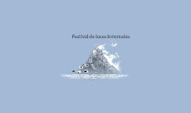 Festival de luces invernales