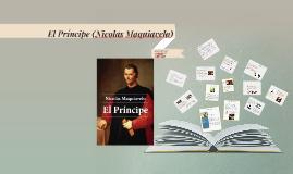 Copy of El Principe - Cap I - XI
